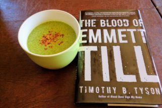 The Blood of Emmett Till: Kale Soup and Vegan Comfort Support to Get Through Narratives of Racial Violence