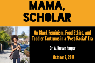 [Podcast]: On Working with White Fragility as a Black Feminist and Food Studies Scholar