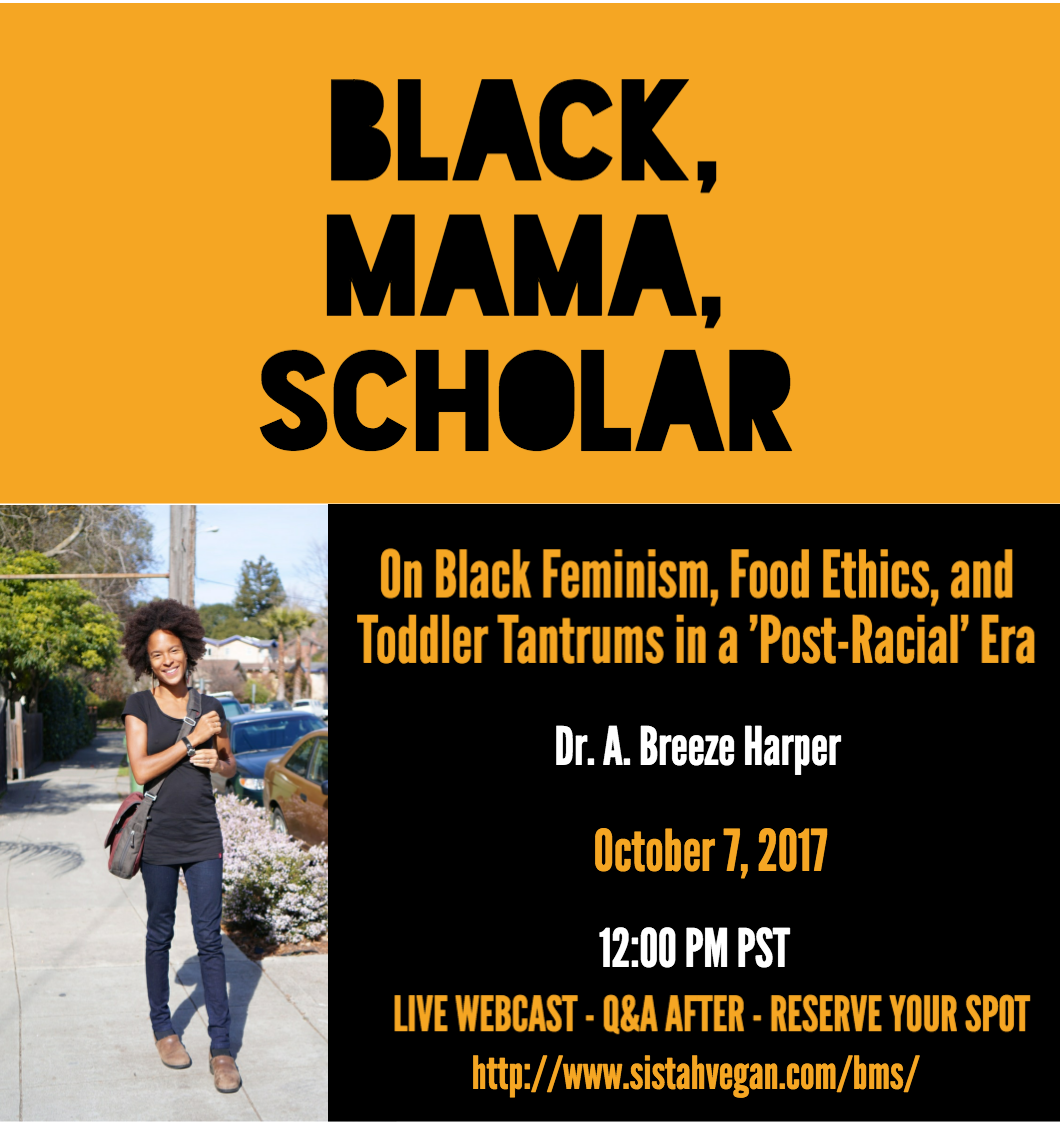 Black Mammyism in Mainstream Veganism and Beyond