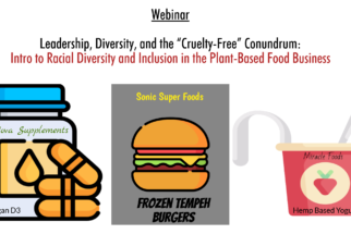 [Webinar] Racial Diversity and Inclusion for Plant Based Foods Businesses