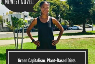 My Newest Novel: Black Girl Magic Across Space and Time, Critique of Green Capitalism, and Technocracy